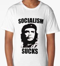 SOCIALISM SUCKS Long T-Shirt