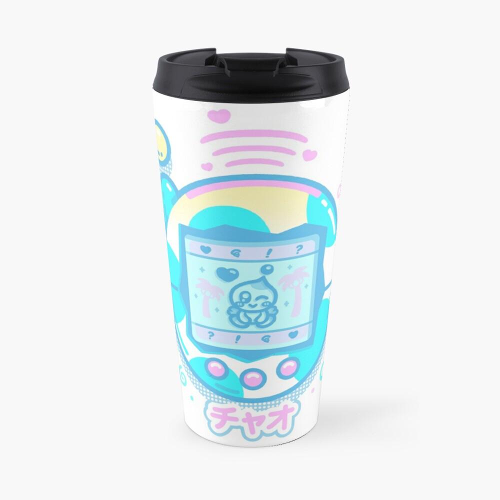 Virtual Pet Travel Mug