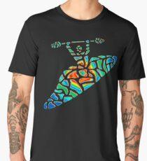 Kayak Country Men's Premium T-Shirt
