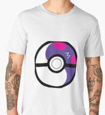 Masterball Ying Yang Men's Premium T-Shirt