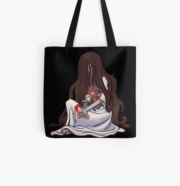 Halloween's Game All Over Print Tote Bag