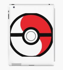 Pokeball Ying-Yang iPad Case/Skin