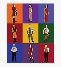 Firefly Character Print Photographic Print