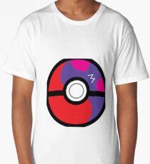 Master Pokeball Ying-Yang Long T-Shirt