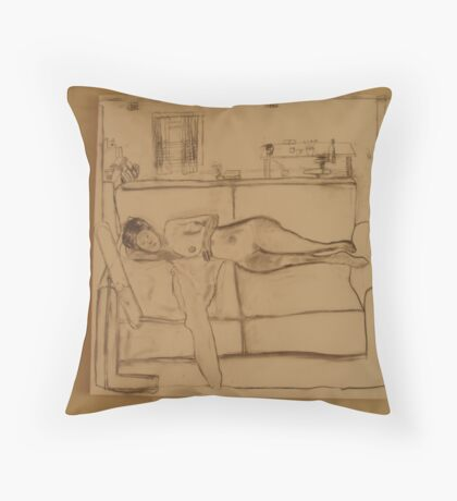 Weekend - Rejuvenation Throw Pillow