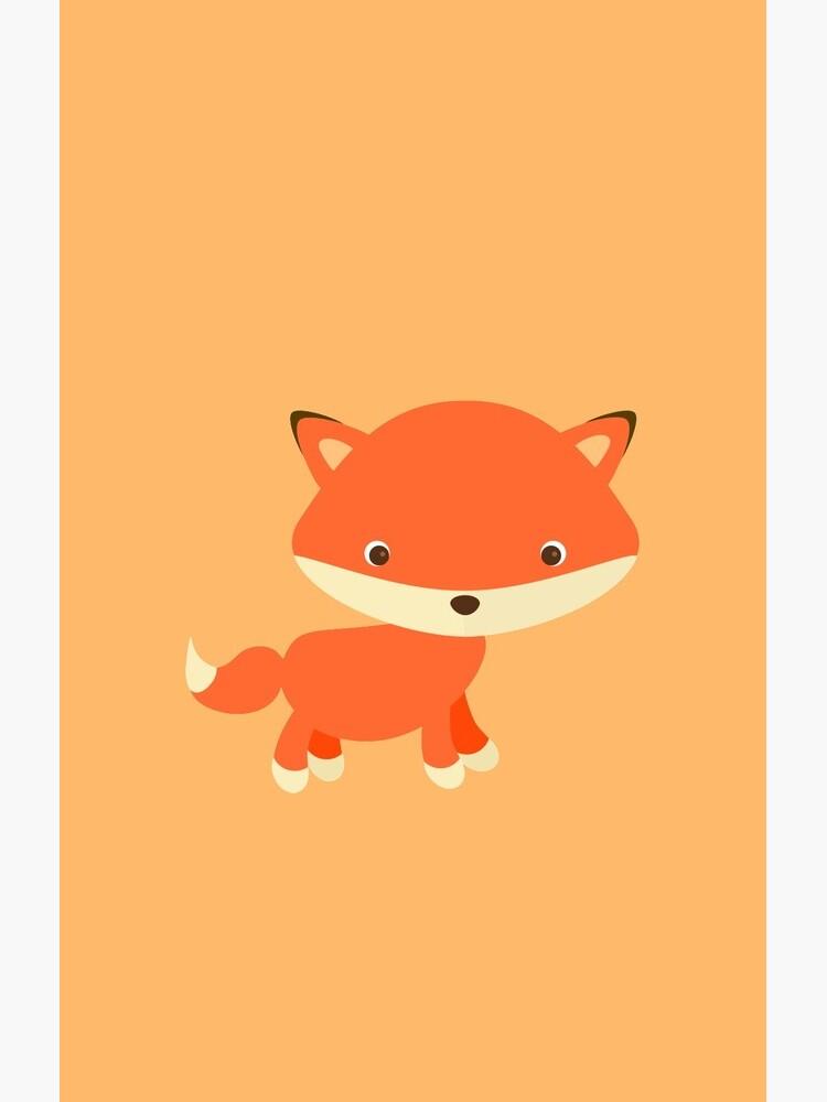 Lindo pequeño zorro de G-Design
