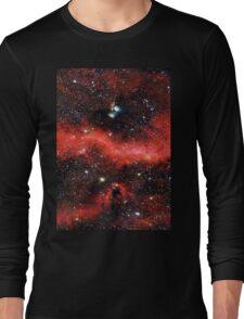 Pink Galaxy 2.0 Long Sleeve T-Shirt