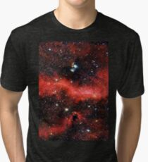 Pink Galaxy 2.0 Tri-blend T-Shirt
