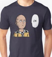 One Punch Man (Saitama - OK) Unisex T-Shirt
