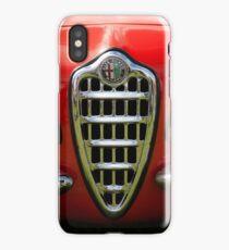 Alfa Romeo Giulia Grille 1 iPhone Case/Skin