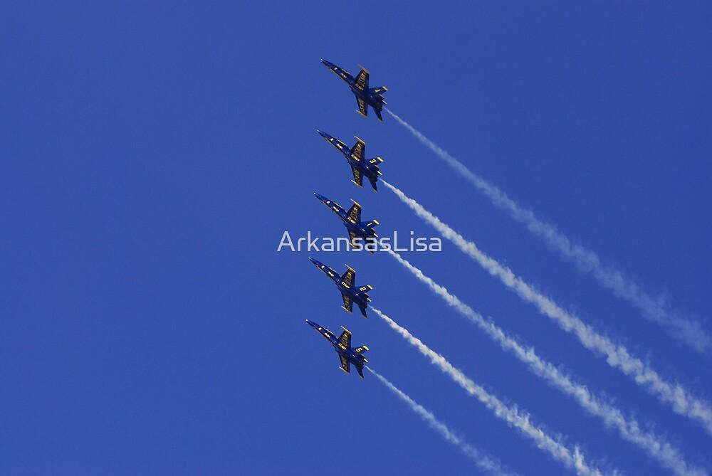 Soaring Angels by ArkansasLisa