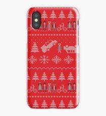 Stranger things Christmas iPhone Case/Skin
