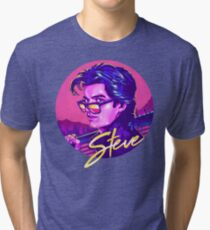 Stranger Things Steve Harrington Tri-blend T-Shirt