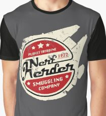 Nerf Herder Graphic T-Shirt