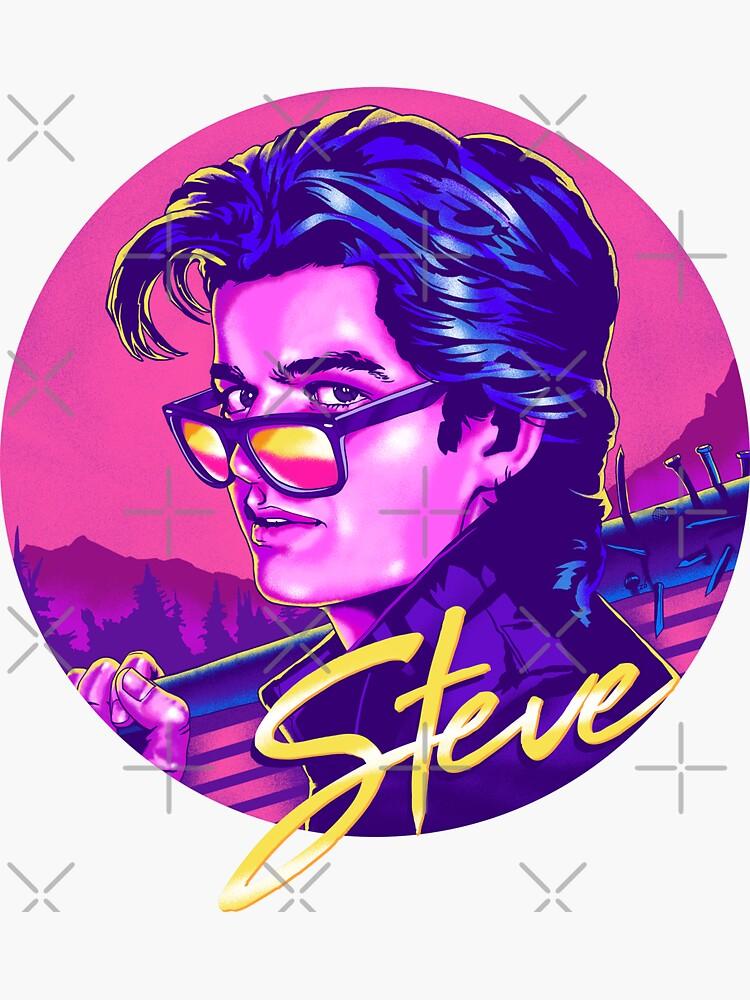 Stranger Things Steve Harrington by thelasttype