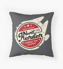 Nerf Herder Throw Pillow