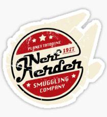 Nerf Herder Sticker