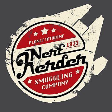 Nerf Herder by HartmanArts