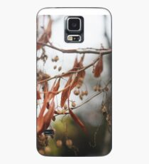 Autumn Leaves in Cambridgeshire England Case/Skin for Samsung Galaxy