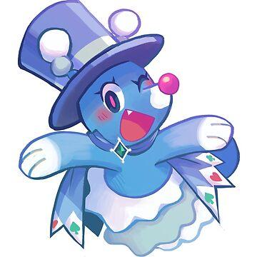 Magician Brionne by happycricketbox