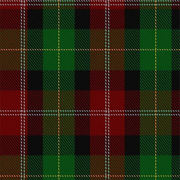 00777 Beartrap Military Tartan  by Detnecs2013
