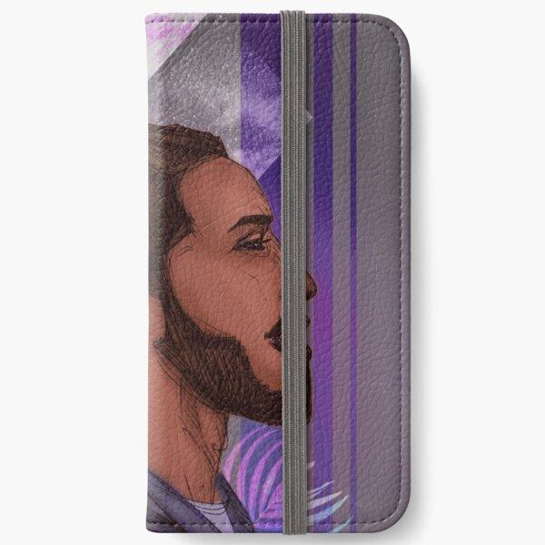 Afrocosmic iPhone Wallet