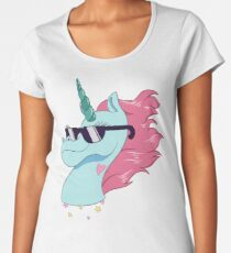Rad Magic Pony Head Women's Premium T-Shirt