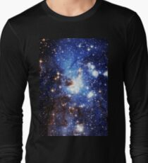 Blue Galaxy 3.0 Long Sleeve T-Shirt