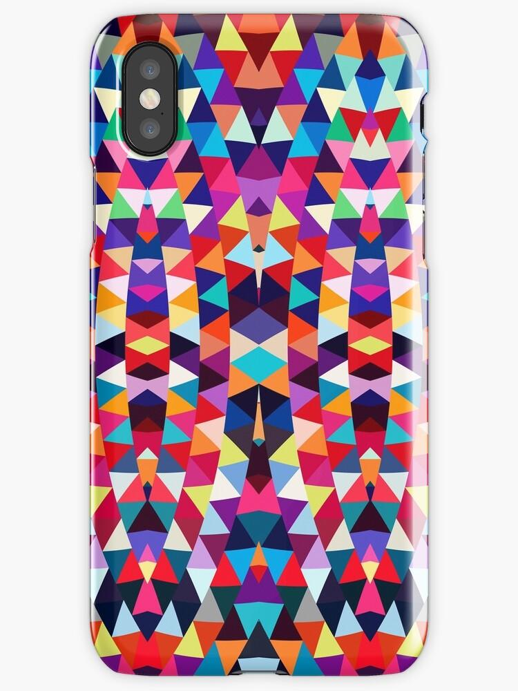 Mix #321 - Colourful Abstract by Orna Artzi Shemesh