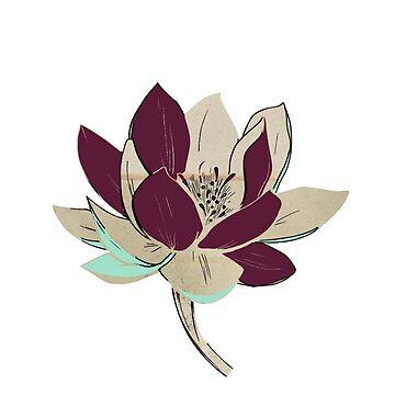 Lotus by Hisoka