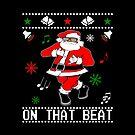 Black Santa Ju Ju Dance by EthosWear