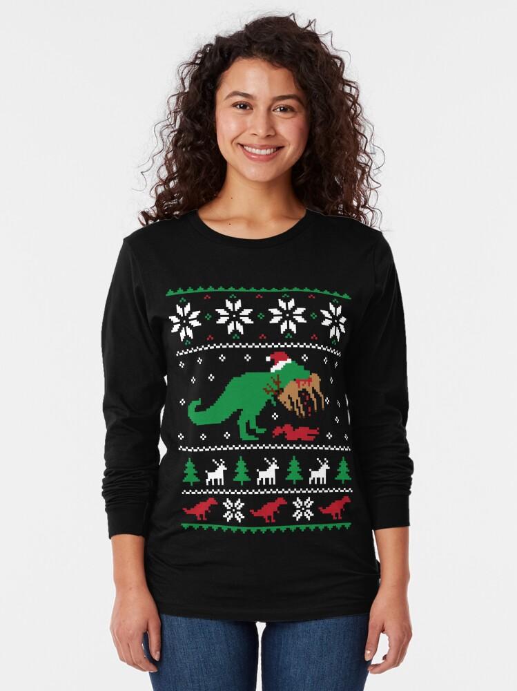 Hässlicher Weihnachtspullover