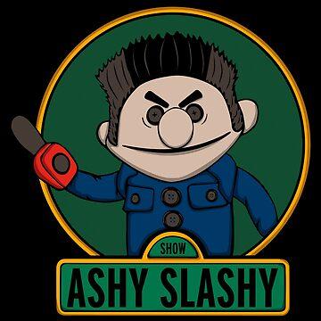 The ashy slashy show by NinoMelon