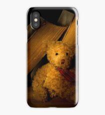 Teddy '36 iPhone Case/Skin
