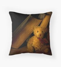 Teddy '36 Throw Pillow