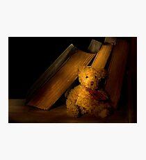 Teddy '36 Photographic Print