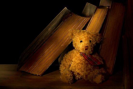 Teddy '36 by Peter Zentjens
