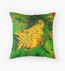 Fougeres en automne Floor Pillow