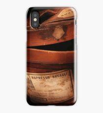 Espresso Bagagli iPhone Case/Skin