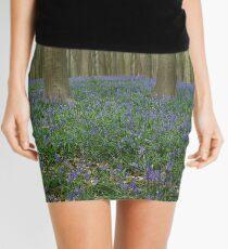 Hallerbos Blues Mini Skirt