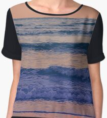 End of the Day Women's Chiffon Top