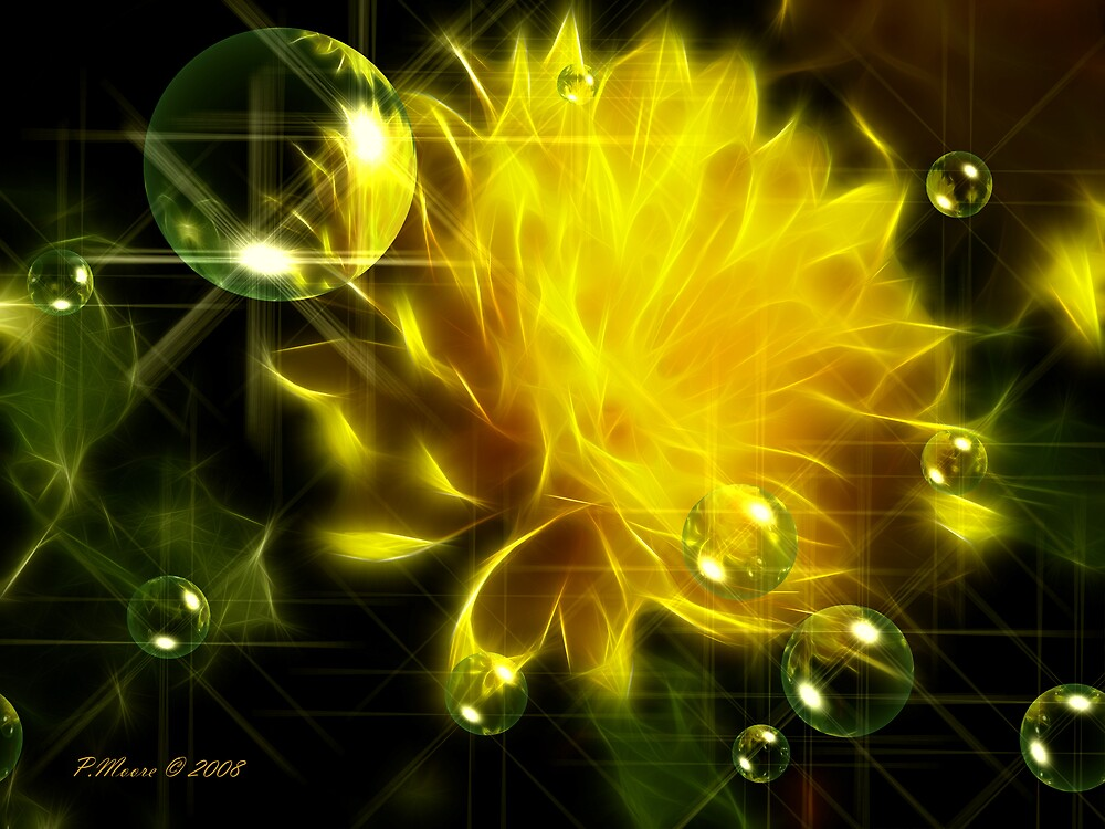 Perfection in Yellow by Pat Moore