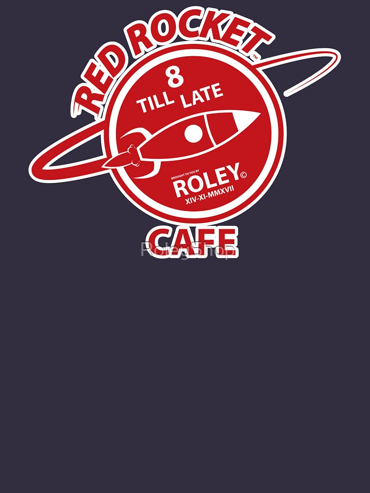 Red Rocket Cafe by RoleyShop