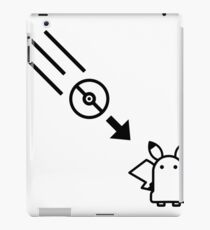 Portal Pokemon Mashup iPad Case/Skin