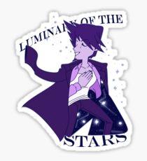 Luminary of the Stars Sticker