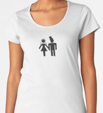 The Wedding Women's Premium T-Shirt