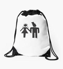 The Wedding Drawstring Bag