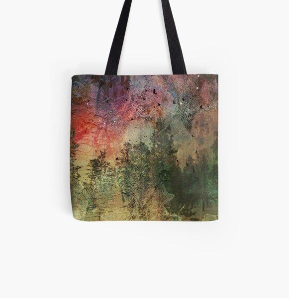 Morning Light All Over Print Tote Bag