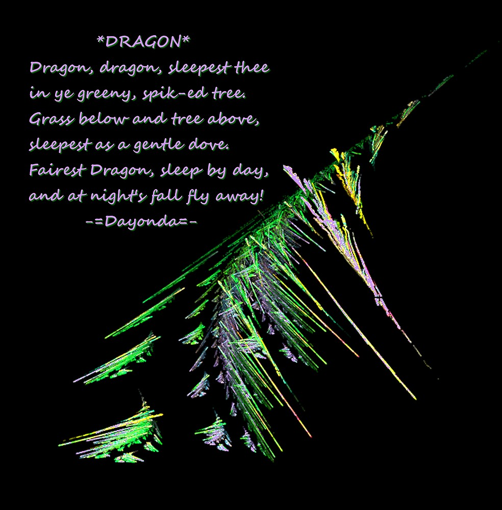 Sleeping Dragon by Dayonda