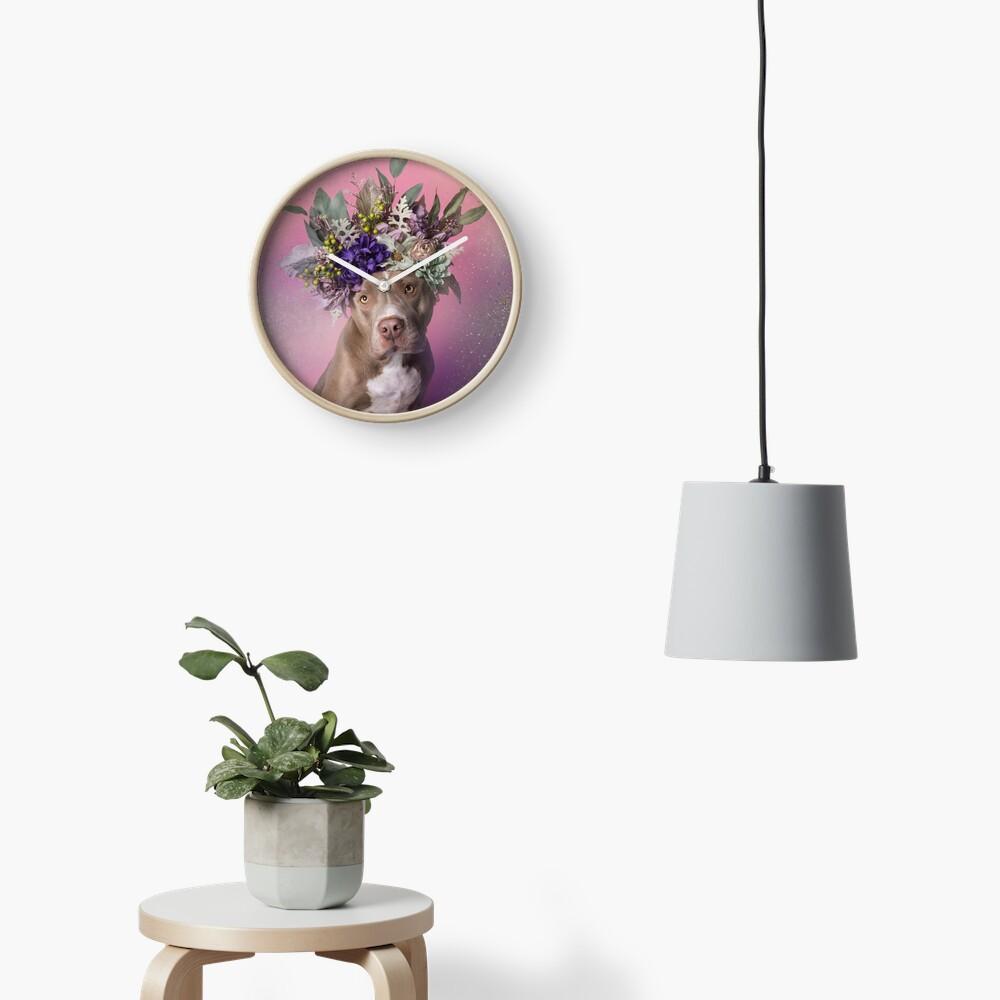 Flower Power, Pringles Clock